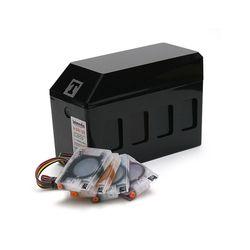 HP7720 7740 프린터용 무한잉크공급기 1240ml 잉크포함