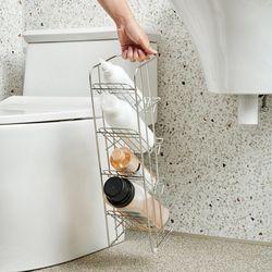 SUIT 스테인리스 욕실 와이어 멀티랙