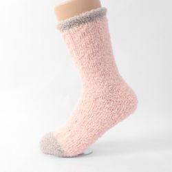 라라 여성 수면양말세트 핑크(6p)