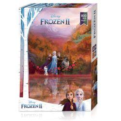 겨울왕국2 불게 물든 숲 디즈니 800피스 직소퍼즐