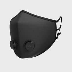 에어리넘 Air Filter Mask+필터1개+밸브2개+가죽카드케이스2개
