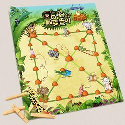 정글의 윷놀이-대형(90x105)