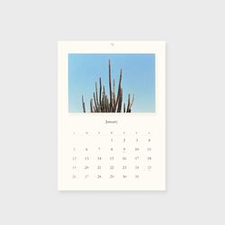 2020 Calendar - The joy of travel