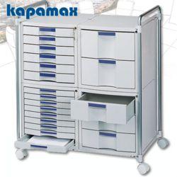 카파맥스 20단 이동형 멀티서류함 K99108/KEY서류함
