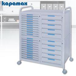카파맥스 30단이동형서류함 K90119/KEY서류함
