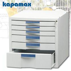 카파맥스 6단 멀티맥스서류함 K99113/KEY서류함