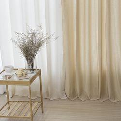 코튼마카롱 커튼(2color)