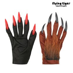 늑대와 마녀 코스튬 장갑 3004185