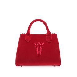 V Fan.C Bag -Red (XS) (V팬시백)