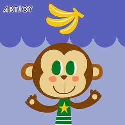 아트조이 DIY 명화그리기 아기 원숭이 프랭키 20x20cm