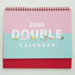 2020 Double Calendar L