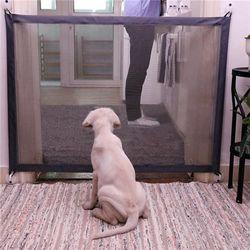 투명 강아지 울타리/팬스
