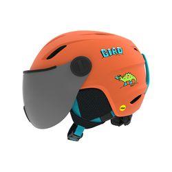 BUZZ MIPS (아시안핏 )유아 아동용 보드스키 헬멧 MT DP ORG DIN