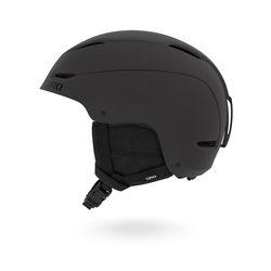 RATIO (아시안핏) 보드스키 헬멧 - MATTE BLACK
