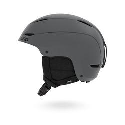 RATIO (아시안핏) 보드스키 헬멧 - MATTE TITANIUM