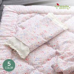 신생아용 아기 메밀베개 (커버분리형) - 5가지 디자인