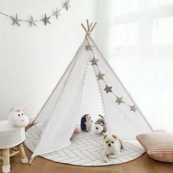러블리 어린이 놀이방 인디언 텐트 (5type) - 소(小)