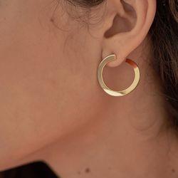 800 EARRINGS [GOLD]