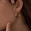 801 EARRINGS [GOLD]