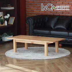 베르노 소나무원목 다용도 확장형 거실테이블 1000-1300