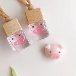 복 꿀꿀 돼지 디퓨저(차량용 옷장 화장실)