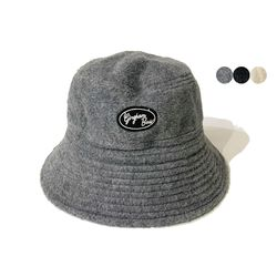 플리스 버킷햇 fleece bucket hat(3color)