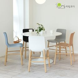 모빌리 콤보 체어 5종 택1 바체어식탁의자카페의자