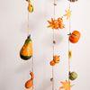 가을 호박 가랜드(조랭이 호박 장식)