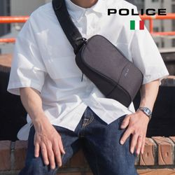 [POLICE] 폴리스 여행가방 슬링백 페블 PL ABFW19V1