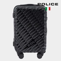 [POLICE] 폴리스 로제 화물용 블랙 24형 여행가방 여행용캐리어