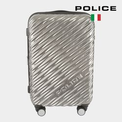 [POLICE] 폴리스 로제 화물용 티타늄 24형 여행용캐리어