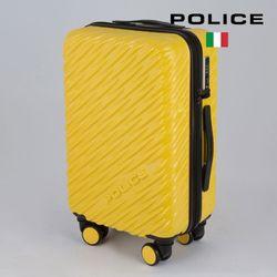 [POLICE] 폴리스 로제 기내용 옐로우 20형 여행용캐리어