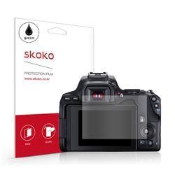 스코코 캐논 EOS 200D2 올레포빅 액정보호필름 2매