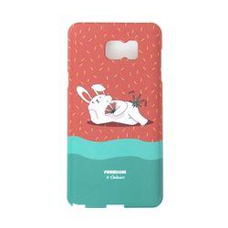 츄바스코 레이지 위드 래빗 휴대폰케이스 CCP006 핑크