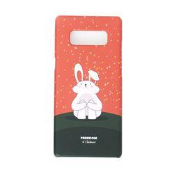 츄바스코 위드 래빗 휴대폰케이스 CCP004 핑크