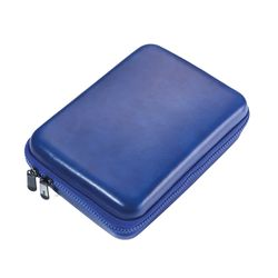 [TROIKA] BLUE TRAVEL CASE 멀티파우치 블루 (CBO25BL)