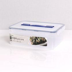 내츄럴 핸들 클래식 김치통 4.8L HPL880 김장용기