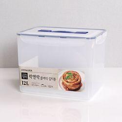 내츄럴 핸들 클래식 김치통 12L HPL889 김장용기