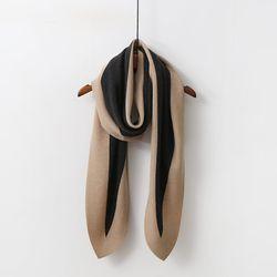 Laine Wool Shawl Muffler