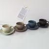 레트로 무광 커피잔세트(200ml) 집들이선물