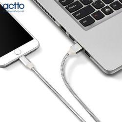 엑토 테일 애플 8핀 충전및 데이터롱케이블3M USB-42