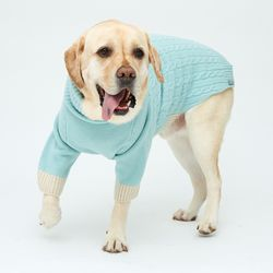 Emerald Cheez Cashmere Knit 대형견 - 4L 5L 6L Size