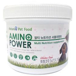 강아지영양제 아미노파워 영양제 200g(종합영양제)