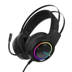 COX 진동 RGB 가상7.1 게이밍 헤드셋 CH50 IMPACT
