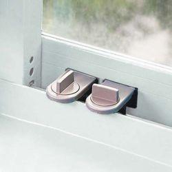 창문 오픈 조절 잠금장치