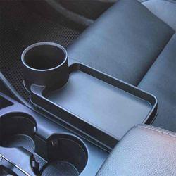 차량용 악세사리 선반형 컵홀더 어나더 홀더