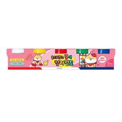 5500 5색 컬러점토(핑크)