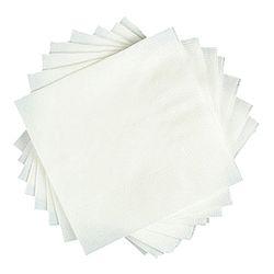 칵테일 백색 무지 냅킨 무형광 1봉 500매