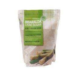 리사랄다 크리스탈 비정제 사탕수수당 2kg 1박스 10개