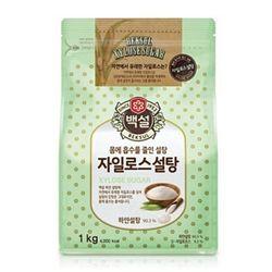 백설 하얀 자일로스 설탕 1kg 1박스 12개